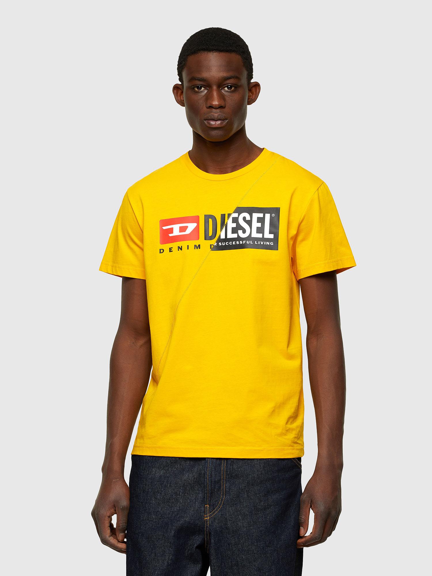 T-DIEGO-CUTY Yellow
